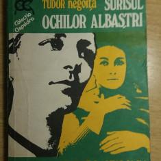 MCCH - TUDOR NEGOITA - SURASUL OCHILOR ALBASTRI - Carte de aventura