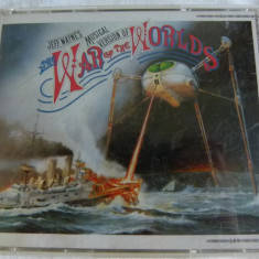 The War of the Worlds - 2 cd - Muzica soundtrack Altele