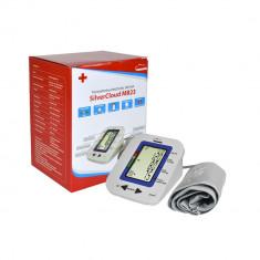 Resigilat : Tensiometru electronic de brat SilverCloud MB23 cu ecran LCD si atenti - Aparat monitorizare