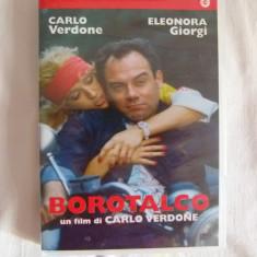 Borotalco - dvd - Film comedie Altele, Italiana