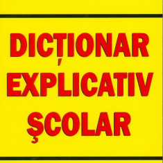 Onufrie Vinteler - Dictionar explicativ scolar - 37393