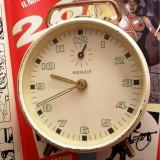 Ceas rar de masa german KIENZLE functional - Ceas de masa