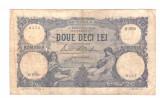 SV * Romania  20  LEI  1929 , 19 septembrie     G - VG     vezi descrierea