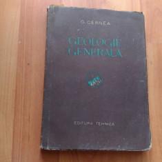 GEOLOGIE GENERALA-CONF. DR. G. CERNEA
