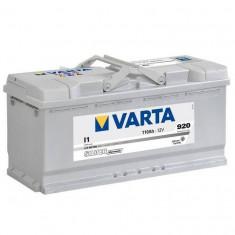 Baterie auto Varta SILVER DYNAMIC I1 12V 110Ah 920A, 100 - 120