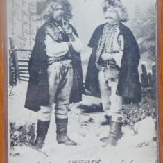 Hutuli din Bucovina, circulatie austriaca, 1903, CP editata la Cernauti - Carte Postala Bucovina 1904-1918, Circulata, Printata