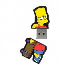 Memorie USB Integral Bart Simpson 8GB USB 2.0 - Stick USB