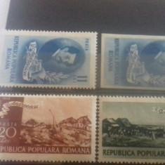 Romania 1950 Andreescu mnh L.p 262 - Timbre Romania, Transporturi, Nestampilat