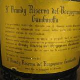 brandy riserva del borgognone,  gambarotta, , l,1 gr 40 ani 50/60 multi 3 ani