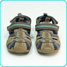 DE FIRMA → Sandale aerisite, comode, de calitate, piele, GEOX → baieti | nr. 26 - Sandale copii Geox, Culoare: Din imagine, Piele naturala
