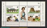 Noua Zeelanda. 1974 Ziua Nationala-Bl.  KY.266