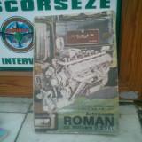 Automobile Roman cu motoare Diesel - V. Mateevici, T. Pavelescu, D. Bogdan - Carti auto
