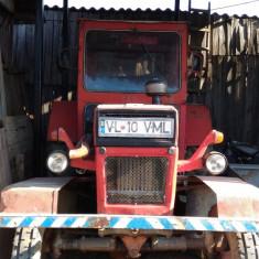 Vand tractor rutier universal 650 M cu plug