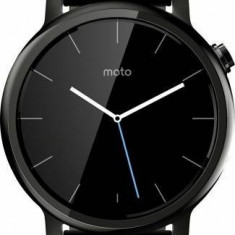 Smartwatch Motorola moto 360 42 mm 2nd generation men's negru