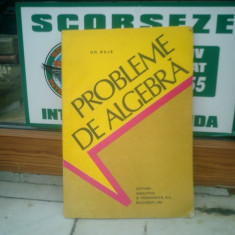 Probleme de algebra - Gh. Boja