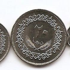Libia Set 6 -1, 5, 10, 20, 50, 100 Dirham 1979 - UNC!!!, Africa