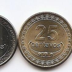 Timorul de Est (Timor) Set 6 - 1, 5, 10, 25, 50, 100 Centavos 2004/12 - UNC !!!, Africa