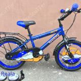 "Bicicleta COPII 16"", Otel, Numar viteze: 1"