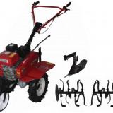 Motocultor 7 CP, 2+1 viteze Raider RD-T04 - Motosapa
