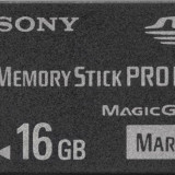 Card memorie- pro duo -memory stick produo-16gb- pentru psp- camere foto -video