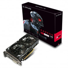 Placa video SAPPHIRE 11257-00-20G, AMD Radeon RX 460, 2048 MB GDDR5, 128-bit, PCI-Express 3.0 x16, HDMI/DVI-D/DP, OC, 1090 MHz/1200 MHz, 1750 bulk - Placa video PC Sapphire, 2 GB, Ati