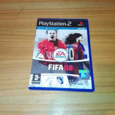 Joc Playstation 2/ps2 Fifa 08 - Jocuri PS2 Ea Sports