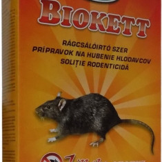 Momeala rodenticida sub forma de boabe Biokett 400 gr.