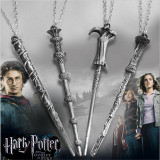 Pandantiv | Colier | Lantisor | Medalion | Bagheta Harry Potter  pret de vanzare