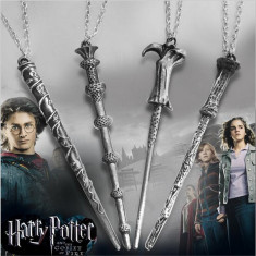 Pandantiv   Colier   Lantisor   Medalion   Bagheta Harry Potter  pret de vanzare