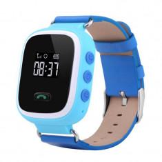 Ceas Smartwatch pentru copii GL-60, GPS Tracker + Telefon, Alarma, SOS, Anti-loss - Gadget supraveghere