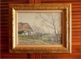 Tablou Doru Ionescu (1889-1988) - Casa de licitatii GoldArt 2009, Peisaje, Ulei, Impresionism