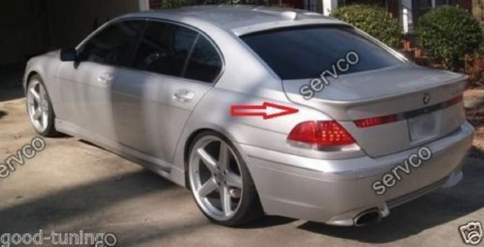Eleron tuning portbagaj BMW E65 Seria 7 ACS Ac Schnitzer 2001-2008 ver1 foto mare