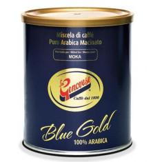 Cafea La Genovese Espresso BLUE GOLD macinata 250 gr cutie