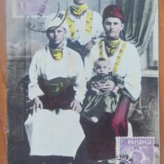 Tarani din Bucovina , tiparita in Cernautiul austriac , circulata in Argentina, Printata