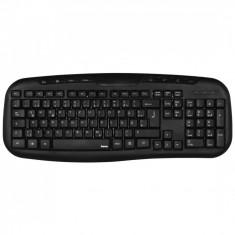 Tastatura Hama Media Cellino Black - Tastatura PC Hama, Multimedia