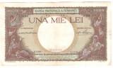 SV * Romania  1000  LEI  1936     Regele Carol II     +/- XF     vezi detalii !