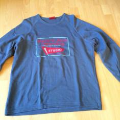 Tricou cu maneca lunga Levi's Red Tab Electric Rock - Bluza barbati Levi's, Marime: L, Culoare: Albastru