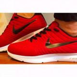 Nike Air Zoom rosu cu negru si alb unisex marimi de la 36 la 44 - Adidasi barbati, Marime: 37, 38, 39, 40, 41, 42, 43