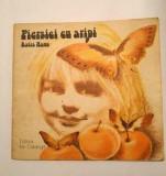 Carte pentru copii, Ed. Ion Creanga 1987, Piersici cu aripi, de Katia Nanu,