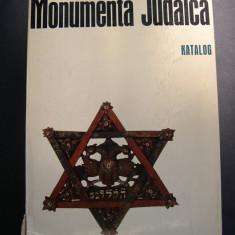 Catalog Monumenta Judaica