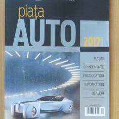 Piata auto din Romania 2017 - Supliment ZF Ziarul Financiar - Revista auto