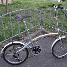 Bicicleta pliabila Scamper, roti 20