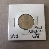 NOUA ZEELANDA 20 CENTI 2006
