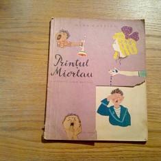 PRINTUL MIORLAU - Nina Cassian - Ilustratii: Ligia Macovei - 1957
