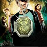 Medalion / Pandantiv / Colier / Lantisor - HARRY POTTER HORCRUX Crystal
