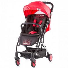 Carucior Trendy 2017 Red - Carucior copii 2 in 1 Chipolino