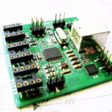 Programator eeprom flash Postal3 pe USB 93xx 24xx 25xx