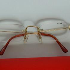 Ochelari IDEEN impecabili +3 / rame ochelari