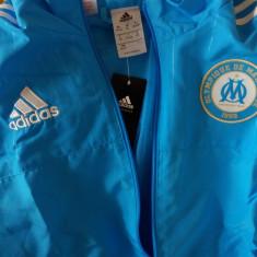 Trening Adidas Original - Marimea S - Import Anglia - Trening barbati Adidas, Marime: S, Culoare: Bleu, Poliester