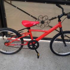 B'twin Conception Decathlon, Red, bicicleta copii 20